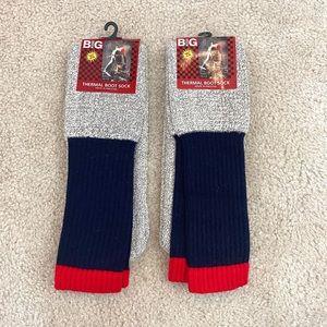 Big Jacks   Thermal Boot Sock Bundle